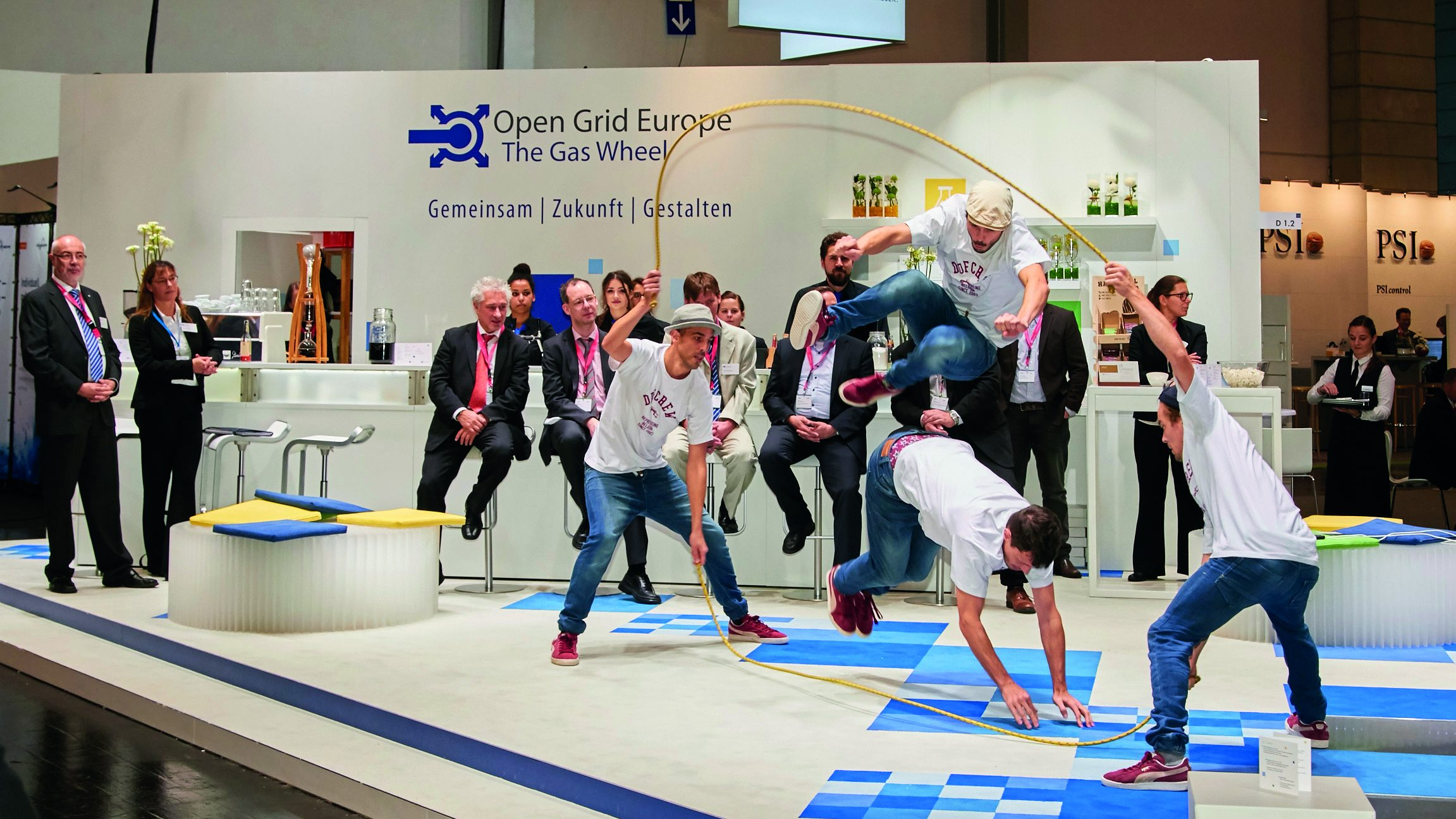 gat wat open grid europe the gas wheel messe essen